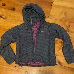 Patagonia hooded Nano Women's Jacket. Small